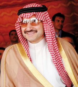 Le prince Al-Walid veut revendre le château de la famille Bruni