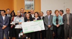 Tanger : l'ENCG prime les jeunes créateurs