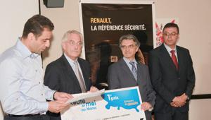 Renault Maroc : et de trois pour le concours «Sécurité pour tous»