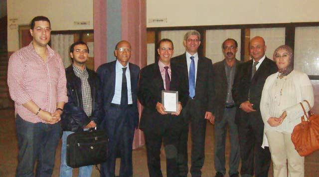 Santé au travail : Managem reçoit le Prix Jaouad El Jaï