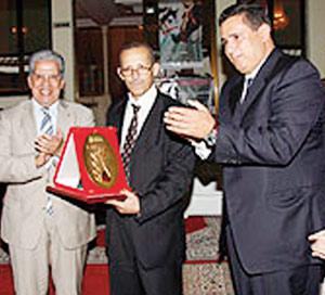 Bouznika : Remise du Grand Prix Hassan II de l'agriculture