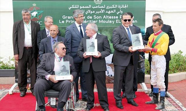 Grand Prix Moulay El Hassan des courses hippiques : Le cheval Mayar remporte  la 6ème édition