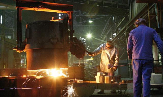 Production industrielle : Une évolution en dents de scie