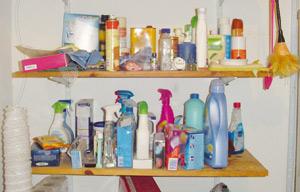 Intoxications par les produits ménagers : L'eau de javel en tête des produits incriminés