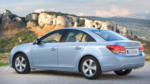 Chevrolet Cruze : Diesel anonyme