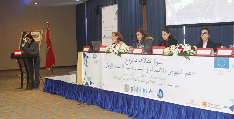 D'un budget global de 330.000 euros: Un projet pour promouvoir l'égalité des genres dans la région du nord