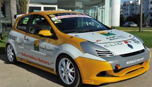 Renault Clio RS Cup : C'est parti !
