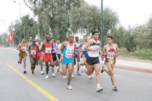 Marrakech abrite la 3ème course nationale