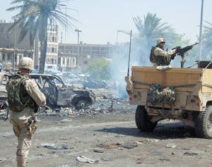 La chute de Bagdad, quatre ans après