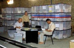 Irak : le référendum de l'espoir