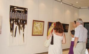 Oujda : l'art plastique à l'honneur