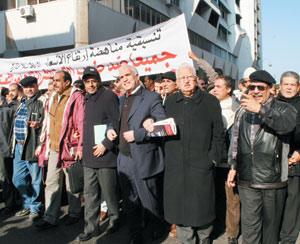 Rabat : 15.000 marcheurs dénoncent la vie chère
