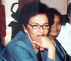Rabéa Naciri : «Les femmes doivent être reconnues comme des ayants droit»