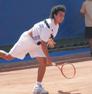 Tennis-Coupe Davis : Le Maroc s'incline face à la Pologne