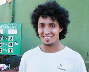 Tennis : Rabie Chaki fêté par les Tangérois