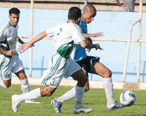 Championnat de deuxième division : Chabab Al-Hoceima et CODM s'accrochent, Kasbat Tadla lâche prise