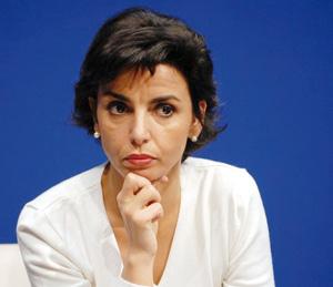 Rachida Dati se paie Brice Hortefeux sur l'insécurité