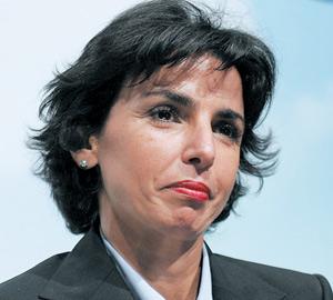 Rachida Dati, star de la politique française