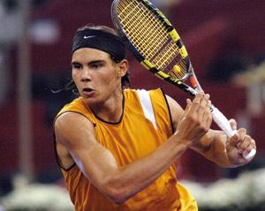 US Open : Et Nadal disparut sous la table…