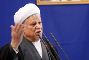 Iran : le petit-fils de l'ex-président Rafsandjani libéré sous caution
