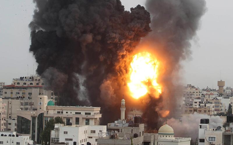 Un enfant de 7ans meurt dans un raid israélien