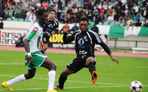 Championnat Pro-Élite-1 : Le Raja en quête de sa première victoire