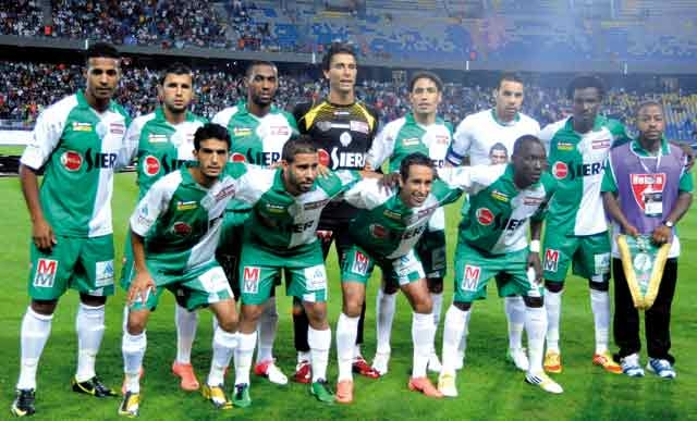 Match amical  : Le Raja peaufine sa préparation devant la Jeunesse sportive de Kabylie