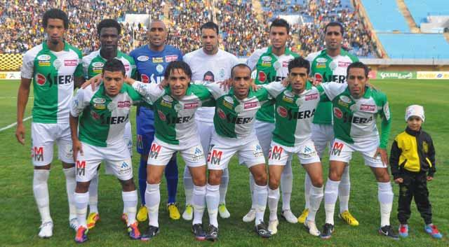 Coupe de l Union arabe de football des clubs : Le Raja force le nul à Arbil