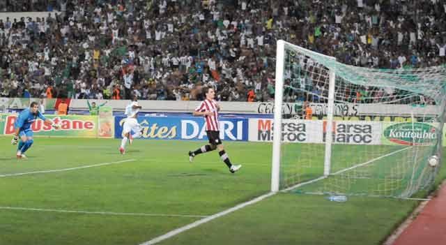 Le Raja s offre l Athletic Bilbao en amical : La belle démonstration  des Verts