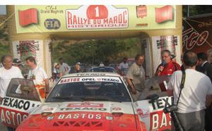 Beni Mellal : 1ère édition du Rallye international du «Maroc historique»