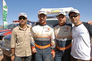 Rallye du Maroc : Victoire du team X-raid sur BF Goodrich