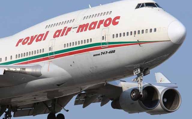 La RAM lance une offre de 50 000 sièges à destination de l'Europe à des prix compétitifs
