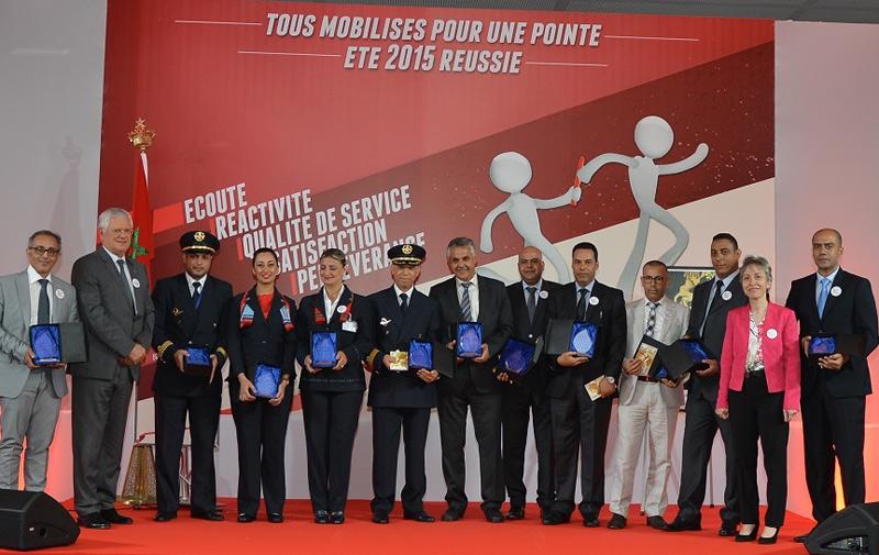 Dispositif exceptionnel pour cet été 2015: Royal Air Maroc parée pour la saison estivale