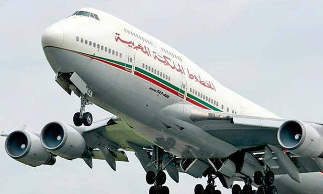 RAM a reçu un nouvel appareil de type Embraer E190