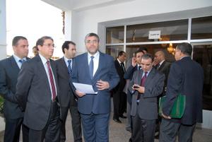 Ramid demande aux magistrats plus de transparence