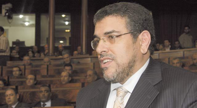 Clash entre Ramid et le président du groupe UC à la Chambre des conseillers