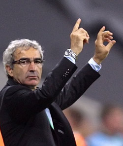 L'incomparable Raymond Domenech
