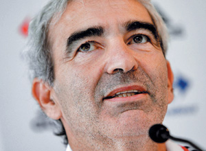 Euro-2008 : Domenech fera appel de sa suspension