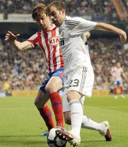 Le Real vainqueur d'un passionnant derby madrilène