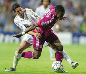 Ligue des Champions : Trop fort, le Real met Lyon en déroute
