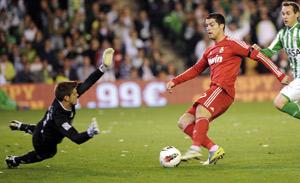 Espagne : 23e succès du Real Madrid, 32e but pour Ronaldo