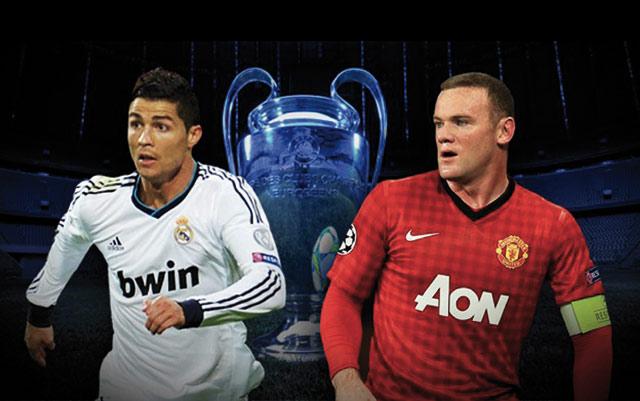 Real -Manchester : Le match que tout le monde attend