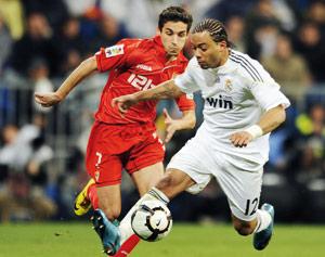 Le Real, prêt pour Lyon et la C1, rejoint le Barça