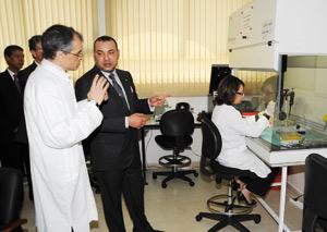 Un centre de recherche et de formation en sciences de la santé à Casablanca