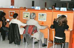 Internet : Le Maroc à la traîne