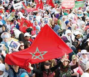 Réforme constitutionnelle : La vague du «Oui» déferle sur les villes marocaines
