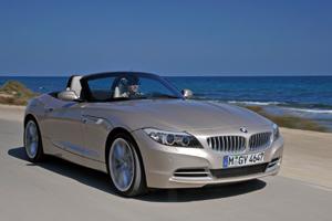 BMW Z4 : Propulsion à ciel ouvert