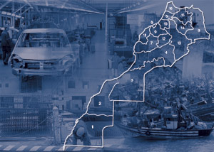 Quatre régions produisent les deux tiers du PIB national