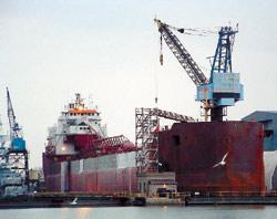 Marine Marchande : navigation à vue