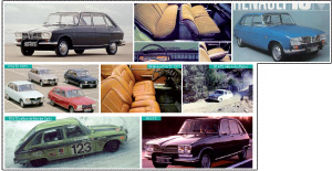 Il était une fois…Renault 16 : Une familiale qui ne manque pas de style
